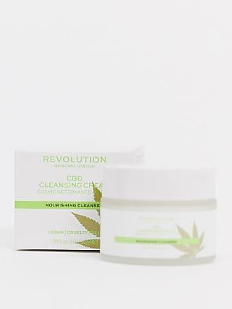 Revolution Skincare CBD Cleansing Cream-No Colour
