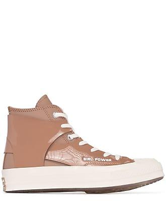 55c58e96d5b98 Converse X Feng Chen Wang Chuck 70 high-top sneakers - Brown