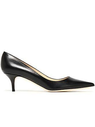 ebd02dbd795 Jimmy Choo London Jimmy Choo Woman Leather Pumps Black Size 34.5