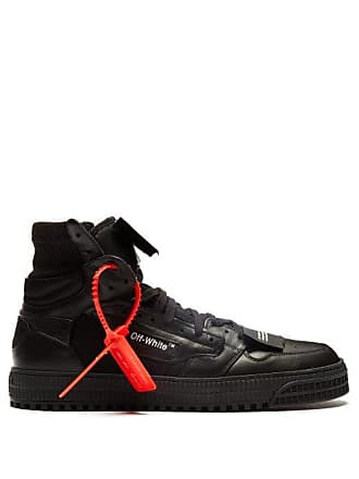 e8522c9d01be Off-white Off-white - Off Court High Top Trainers - Mens - Black