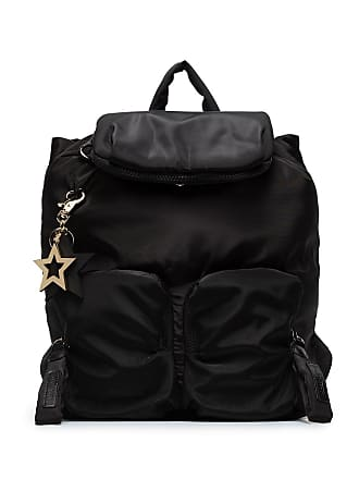 See By Chloé zipped pocket backpack - Black