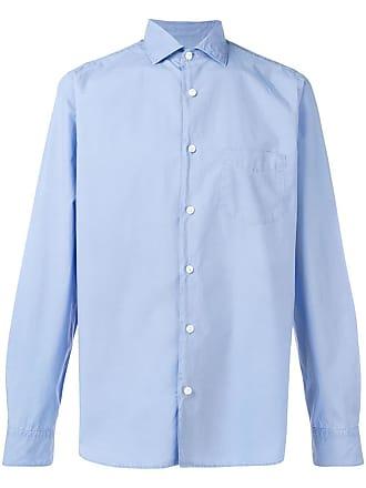 Ermenegildo Zegna classic shirt - Blue