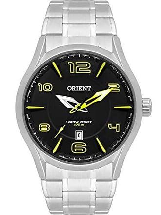 Orient Relógio Masculino Orient MBSS1318 PYSX Prata