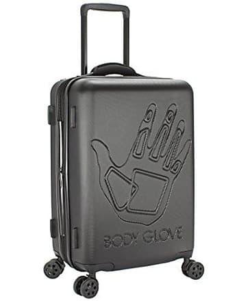 Body Glove Redondo 21 Hardside Spinner Carry On Luggage Black