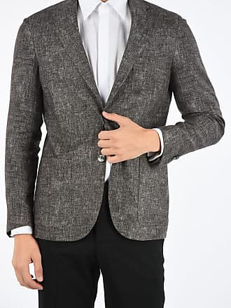 Corneliani ID blazer IDENTITY in lino taglia 52