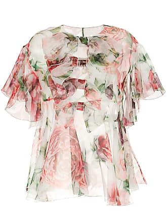 Blusas De Seda de Dolce   Gabbana®  Agora com até −40%   Stylight 7a2bf89ffd