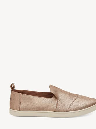 dba52da7ddf Toms Womens Deconstructed Alpargata Espadrille Slip On Rose Gold Size 7.5  Textile From Sole Society