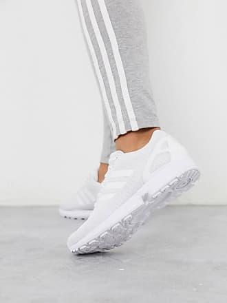 adidas Originals ZX Flux - Sneaker in Weiß