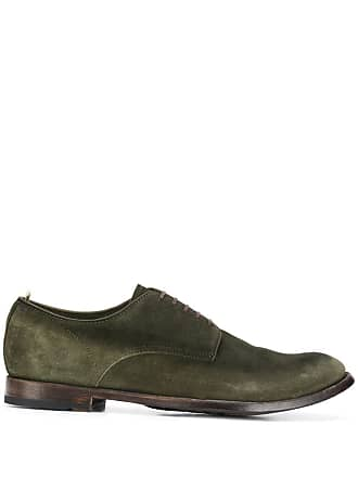 Officine Creative lace up shoes - Green