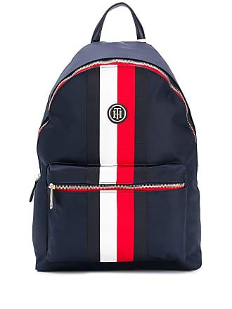 b2fcefb92e5f1 Tommy Hilfiger stripe detail backpack - Azul