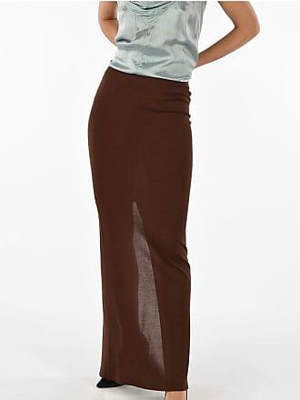 Rick Owens pencil PILLAR skirt BLOOD size S