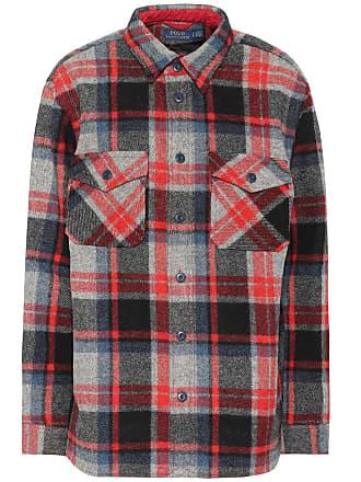 Polo Ralph Lauren Plaid wool shirt