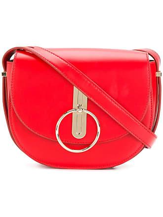 Nina Ricci O-ring shoulder bag - Vermelho