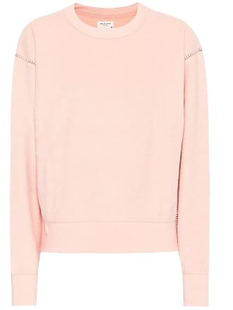 Rag & Bone Cotton-blend terry sweatshirt
