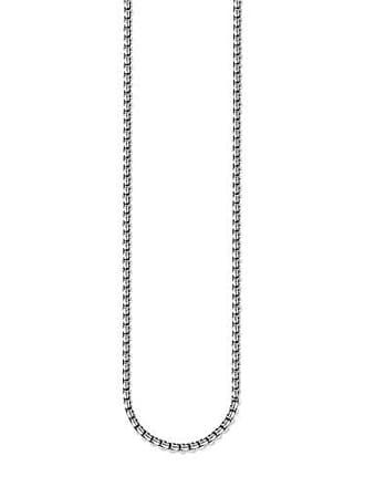 15ecfff5ec2d Thomas Sabo Collar cadena Hombre plata - KE1108-001-12-L80