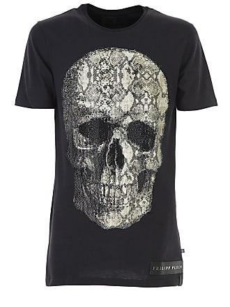 04b4793e0713 Philipp Plein T-Shirts für Herren, TShirts Günstig im Sale, Schwarz,  Baumwolle
