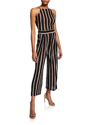 ed8f41953387 Joie Briselle Striped Self-Tie Back Jumpsuit