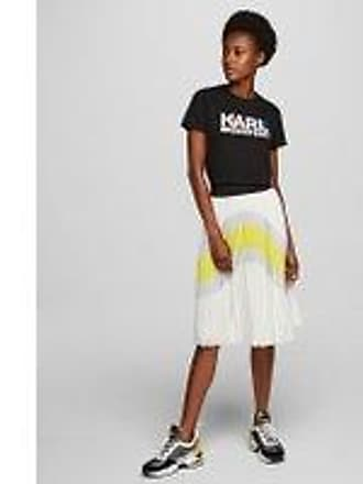 Karl Lagerfeld BAUHAUS STACKED LOGO T-SHIRT
