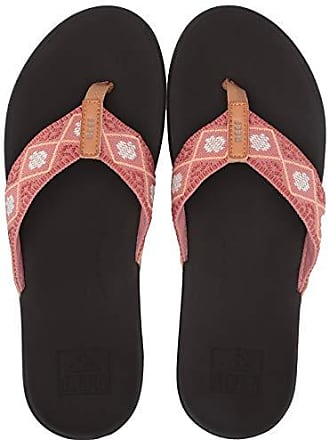dd723d898 Reef Womens Ortho-Bounce Woven Sandal Dusty Coral 060 M US