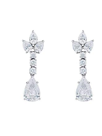 Fantasia Sterling Silver & Palladium Petite Drop Earring