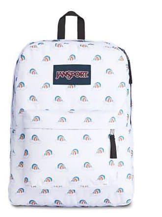 Jansport Superbreak Backpacks - Rainbows