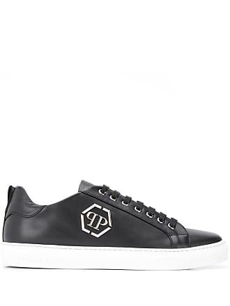 Philipp Plein Statement low-top sneakers - Black