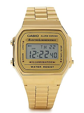 Casio Luminescent retro watch