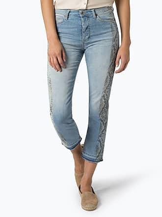 Please Damen Jeans blau