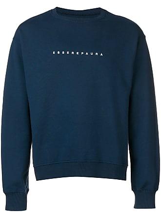 Paura crew neck sweatshirt - Azul