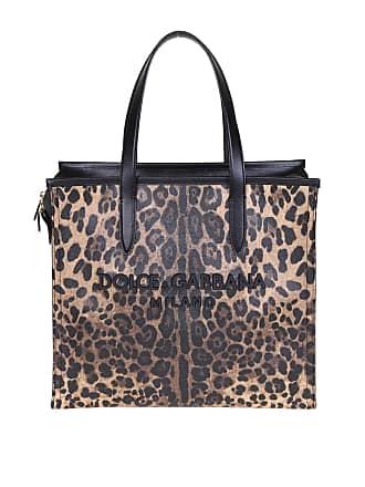 6c58b0a3e16f Dolce   Gabbana Market Bag animal print medium tote