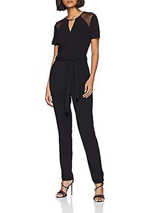 cf3ed0177f Morgan 191-PLUNA.N/Noir Combinaison Femme Noir (Noir Noir) 36