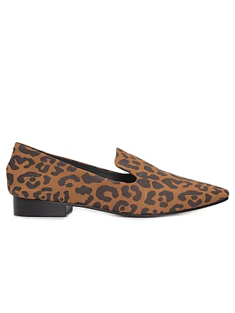 Schutz LOAFER FEMININO WILD LEO - ANIMAL PRINT