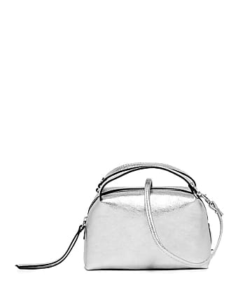 Gianni Chiarini alifa small silver mini bag