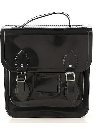 Melissa Backpack for Women On Sale, Melissa + The Cambridge Satchel Company, Black, PVC, 2017, one size