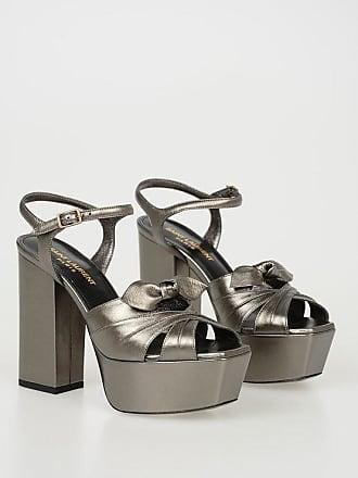 81676c79681 Saint Laurent 13 cm Leather FARRAH Sandals size 35