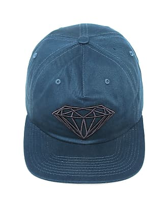 83dd09bc49a4b Diamond Supply Company Boné Diamond Supply Co Snapback Brilliant Azul