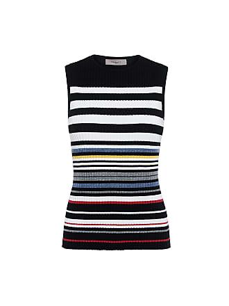 Preen Adel Striped Sweater Multi Stripe