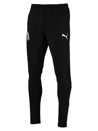 860ea33b92b62e Puma Mens Newcastle United Training Pants 2018 2019 Black/White S