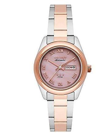 Orient Relógio Orient Feminino Ref: 559tr009 R3sr Bicolor Automático