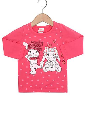 42b8c18b40 Camisetas De Manga Longa  Compre 314 marcas com até −70%