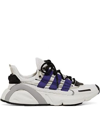 283ff00002337 adidas Originals Baskets En Résille Lexicon Future Adiprene - Blanc