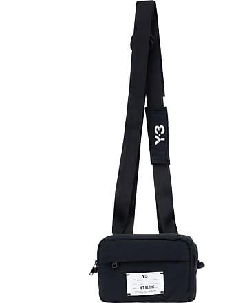 Yohji Yamamoto Multi Pocket Bag - Black