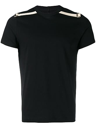 Rick Owens strap detail t-shirt - Preto