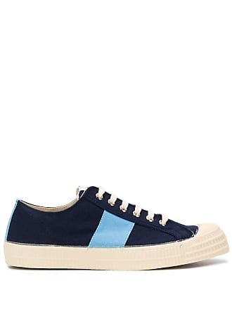Universal Works colour block sneakers - Blue