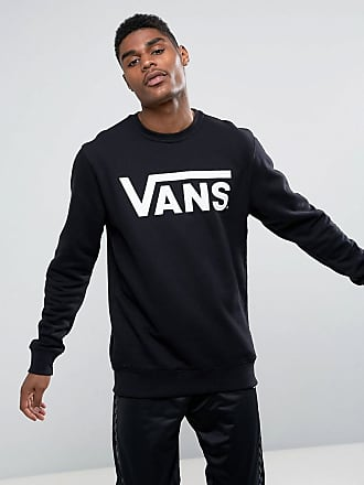22fcc3a2dffde9 Vans Classic sweatshirt in black v00yx0y28