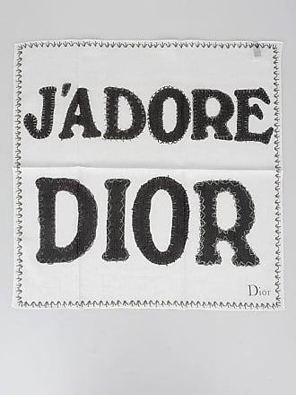 Dior 55x55cm Cotton Pochette Foulard size Unica
