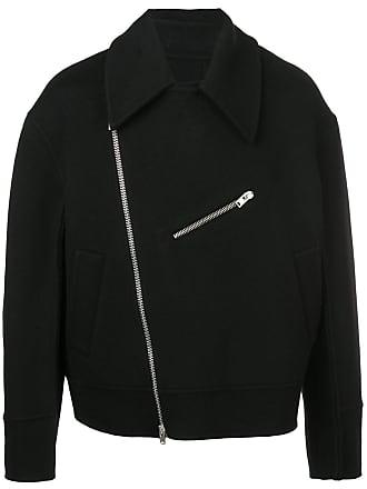 Yang Li double-breasted jacket - Preto