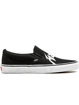 Vans X Metallica UA slip-on sneakers - Black 246411d90