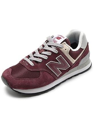 New Balance Tênis New Balance 574 Vinho