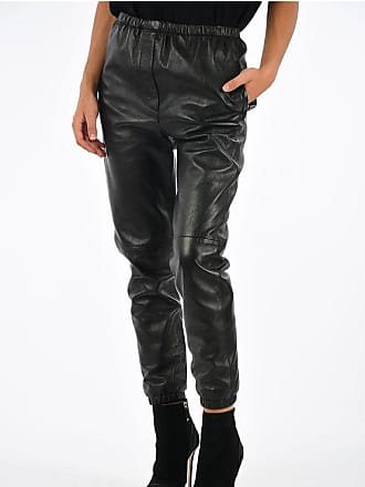 3.1 Phillip Lim Leather Track Pants Größe 4